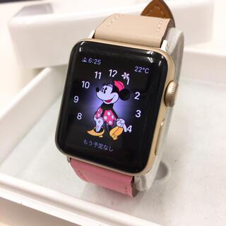アップルウォッチ(Apple Watch)のApple Watch ゴールド レアカラー アップルウォッチ シリーズ2(その他)