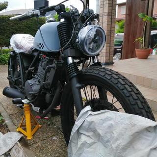 スズキ - グラストラッカー 250cc