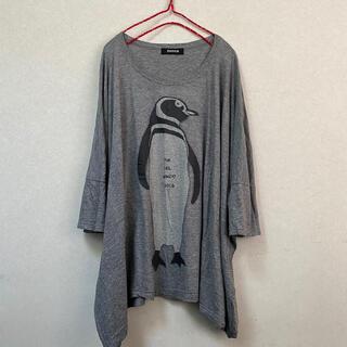 ズッカ(ZUCCa)のZUCCa ズッカ☆ペンギンT(Tシャツ(長袖/七分))