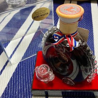 バカラ(Baccarat)のレミーマルタン ルイ13世 バカラクリスタル 古酒(ブランデー)
