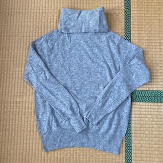 ユニクロ(UNIQLO)の美品 カシミヤセーター(ニット/セーター)