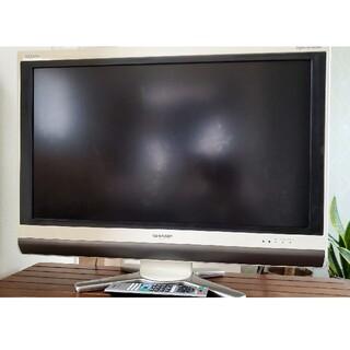 SHARP - SHARP 液晶カラーテレビ 32V