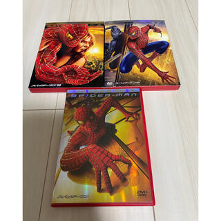 マーベル(MARVEL)のスパイダーマン1.2.3「デラックス・コレクターズ・エディション」セット(外国映画)