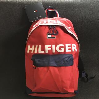 トミーヒルフィガー(TOMMY HILFIGER)のトミーヒルフィガーTOMMY HILFIGERバックパックリュック新品送料込み (バッグパック/リュック)
