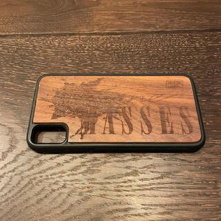 masses iPhone X ケース