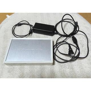 IODATA - I・O DATA HDC-U500  アイ・オー・データ外付けHDD 500GB