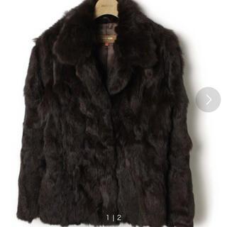 ローズバッド(ROSE BUD)のROSE BUD ファーコート(毛皮/ファーコート)