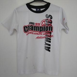 チャンピオン(Champion)のプラクティスシャツ《Champion》130cm(ウェア)
