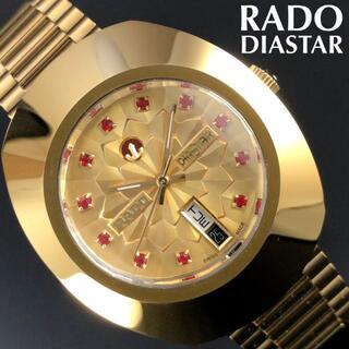ラドー(RADO)の即購入OK◆ゴールデンクリスタル★ラドー/RADO◎ダイヤスター/DIASTAR(腕時計(アナログ))
