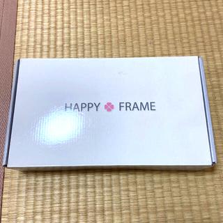 パイオニア(Pioneer)のデジタルフォトフレーム HAPPY FLAME パイオニア HF-T730-W(フォトフレーム)