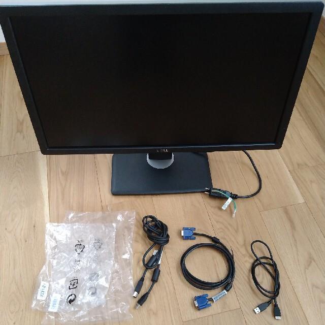 DELL(デル)のPC モニター Dell u2713hm スマホ/家電/カメラのPC/タブレット(ディスプレイ)の商品写真