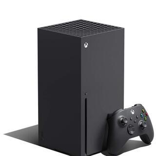 マイクロソフト(Microsoft)の Xbox Series X エコバッグ付き(家庭用ゲーム機本体)