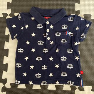 ベビードール(BABYDOLL)のポロシャツ シャツ 90(ポロシャツ)