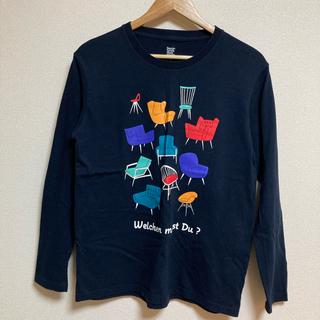 グラニフ(Design Tshirts Store graniph)のgraniph◎ロンT(Tシャツ/カットソー(七分/長袖))