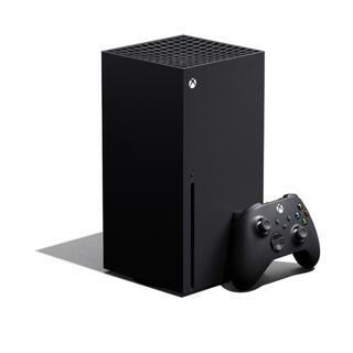 マイクロソフト(Microsoft)のXbox series x(家庭用ゲーム機本体)