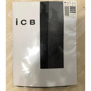 アイシービー(ICB)のiCB カラーラメ ストッキング(タイツ/ストッキング)