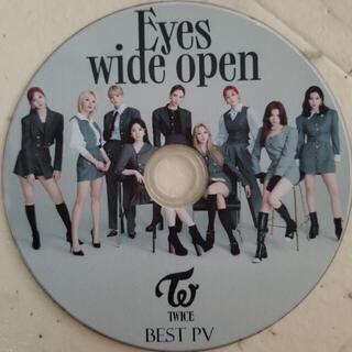 ウェストトゥワイス(Waste(twice))のTWICE 最新 Eyes wide open PV&TV&DANCE集 52曲(ミュージック)