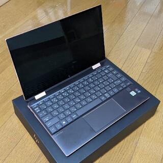 ヒューレットパッカード(HP)のSpectre x360 13 Corei7 16GBメモリ 1TB SSD(ノートPC)