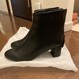 Odette e Odile - 限定値下❣️新品❣️オデットエオディール ショートブーツ ブーティ ブラック