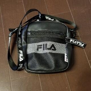フィラ(FILA)のFILA ショルダーバッグ(ショルダーバッグ)