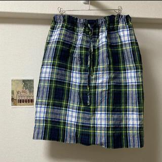 オニール(O'NEILL)の【オニールオブダブリン】チェックスカート 膝丈スカート(ひざ丈スカート)