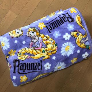 ディズニー(Disney)の敷きパッド ラプンツェル シングル(敷パッド)