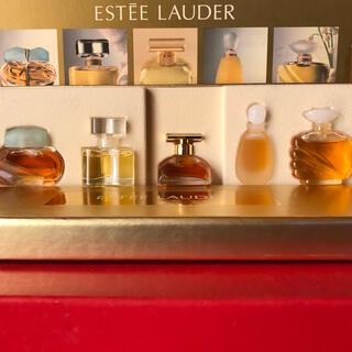 エスティローダー(Estee Lauder)のエスティローダー ミニ香水セット(香水(女性用))