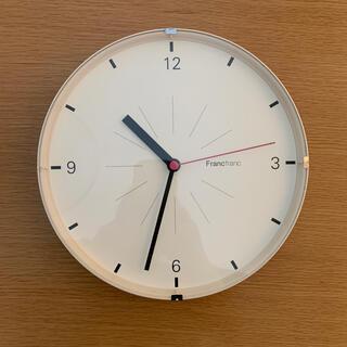 フランフラン(Francfranc)のFranc franc フランフラン 掛け時計(掛時計/柱時計)