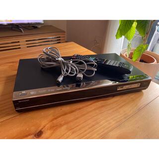 SHARP - シャープ SHARP AQUOS ブルーレイディスクレコーダー BD-W1500