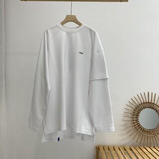 メゾンキツネ(MAISON KITSUNE')のADERERROR T-SHIRT(Tシャツ/カットソー(七分/長袖))