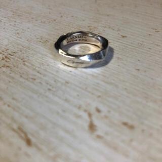ガルニ(GARNI)のGARNI(ガルニ)Crockery Ring - M(リング(指輪))