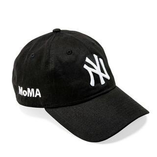 モマ(MOMA)のNY ヤンキースキャップ MoMA Edition 完売品 帽子  (キャップ)