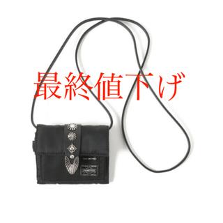トーガ(TOGA)のTOGA × PORTER / SHOULDER WALLET(折り財布)