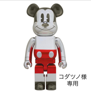 メディコムトイ(MEDICOM TOY)のBE@RBRICK FUTURE MICKEY 1000%(その他)