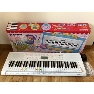 カシオ(CASIO)のCASIO LK-118(電子ピアノ)