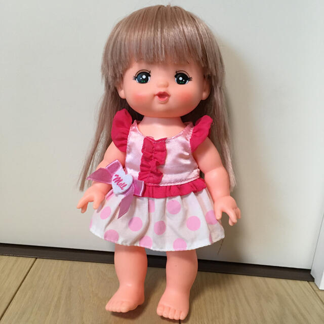 PILOT(パイロット)のメルちゃん 本体&小物  キッズ/ベビー/マタニティのおもちゃ(ぬいぐるみ/人形)の商品写真