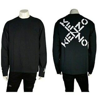 ケンゾー(KENZO)のKENZO(ケンゾー)長袖Tシャツ(Tシャツ/カットソー(七分/長袖))