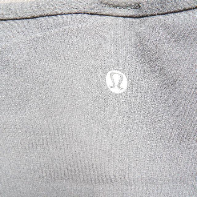lululemon(ルルレモン)の☆lululemon☆ブラックのタンクトップ♪レディースSサイズ レディースのトップス(タンクトップ)の商品写真