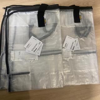 イケア(IKEA)のIKEA DIMPA ディムパ 収納バッグ 2枚(その他)