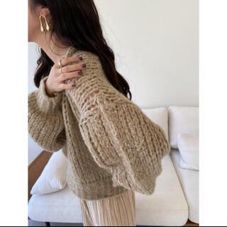 lawgy aw ami knit(ニット/セーター)