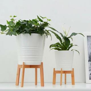 イケア(IKEA)のイケア ikea プランタースタンド 2個セット(花瓶)
