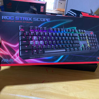 Asus ROG Strix Scope キーボード