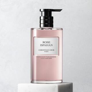 クリスチャンディオール(Christian Dior)のメゾン クリスチャンディオール ローズ  イスパハン リキッド ソープ(ボディソープ/石鹸)