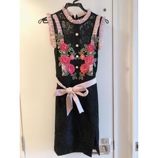 an - an キャバ ドレス