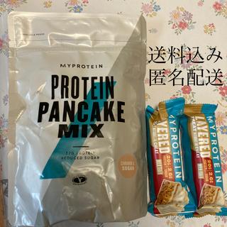 マイプロテイン(MYPROTEIN)の(94) マイプロ プロテイン パンケーキミックス クッキー セット(ダイエット食品)