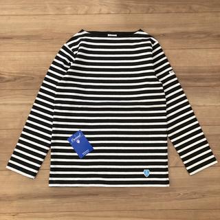 ORCIVAL - ORCIVAL オーシバル フレンチバスクシャツ