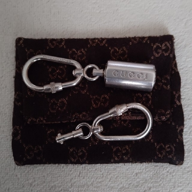 Gucci(グッチ)のGUCCIキーホルダー  男女共用 レディースのファッション小物(キーホルダー)の商品写真