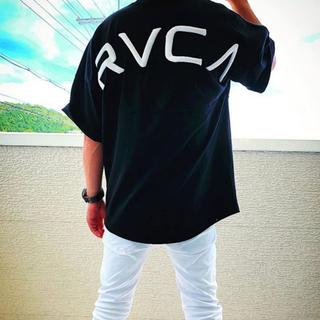 RVCA - 【RVCA】バックロゴTシャツ