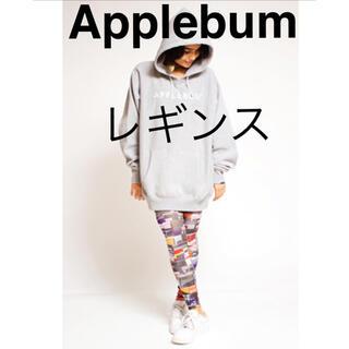 アップルバム(APPLEBUM)の希少レア•*¨*•.Applebum レギンス(レギンス/スパッツ)