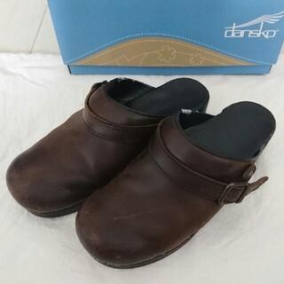 ダンスコ(dansko)のダンスコ dansko イングリッド ingrid(ローファー/革靴)